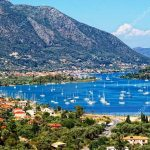 Ionian paradise marina nidri lefkada
