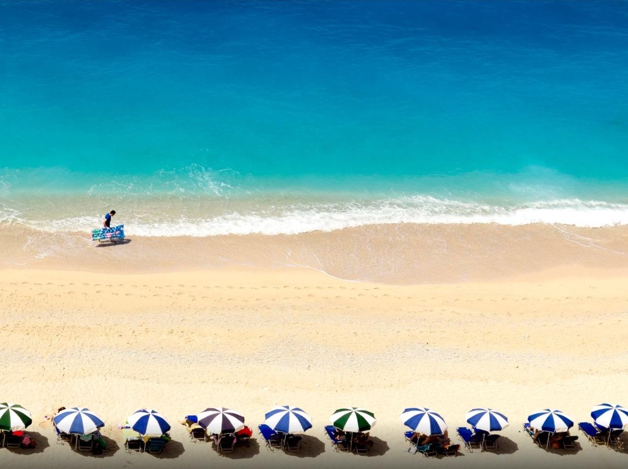 beach lefkada 12