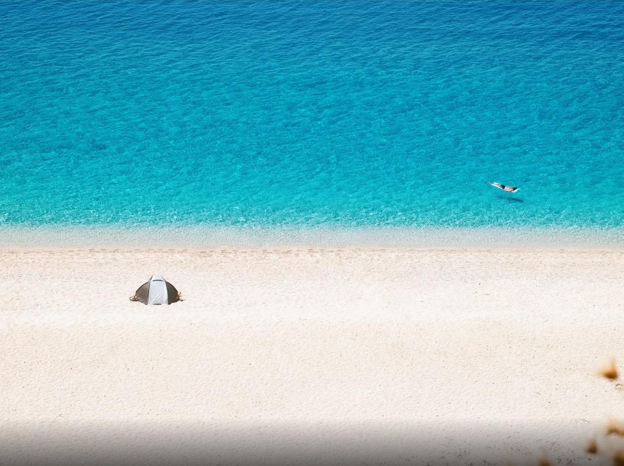 beach lefkada 7